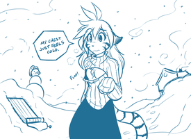 Useless Sweater by Twokinds