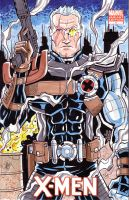 Cable Sketch Cover by calslayton