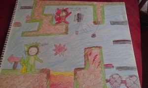 PewdieCry: Bloody Trapland Picture by KattyCobra