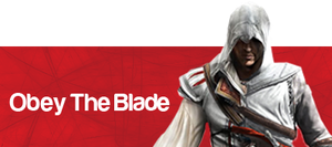 Obey The Blade Signature by Rab1dRh1no