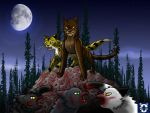 Stonefur's last stand by stories-of-heroes