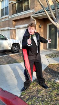 Third Doctor Cosplay part 2 by theultimaarchives