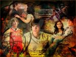 High School Musical 3 - Blend by Bambix-is-lief