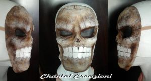 Ryuma's mask from One Piece by StudioFeniceImport