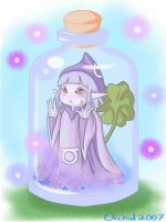 Bottle by blackorchid2007