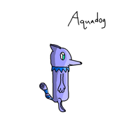 Aquadog by S-ombre-StarIight