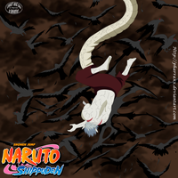naruto manga 580 kabuto vs crows by Pharraxx