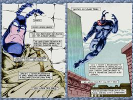 The Tick's Decision by RoboNemesis