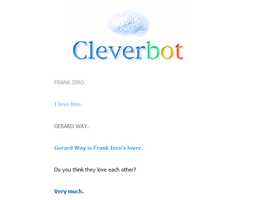 Cleverbot never lies by edoddodi
