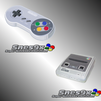Snes9x dock icons by Catw