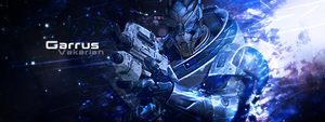 Garrus Signature by alex8546