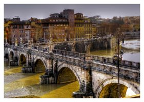 rome by warnoldo