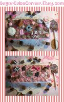 Chocolate Decoden DSi Cases by lessthan3chrissy