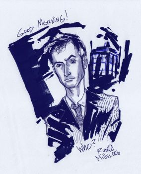 DOCTOR WHO by Millus