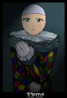 Pierrot by 7epsylon7