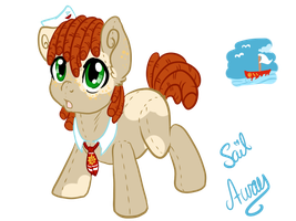 Doddle pony adopt 1 SOLD by Sarahostervig