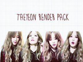 Pack PNG #7 Taeyeon (Girls Generation) by XieraaaPark