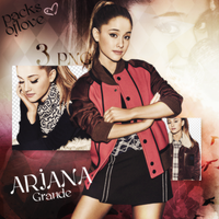 Png pack#38 Ariana Grande by blondeDS