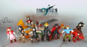 Final Fantasy VII: Advent Children by VictorCustomizer