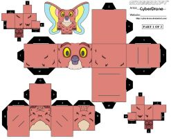 Cubee - Kowl '1of2' by CyberDrone