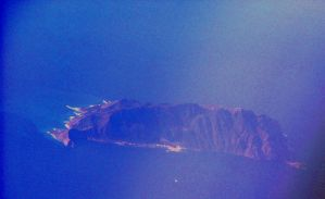 Marettimo Island from the air by Faunamelitensis