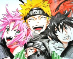 Beautiful days with Team 7 by bem12
