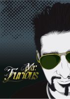 Mr.Furious by craniodsgn