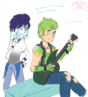 EAH: All About The Bass by KPenDragon