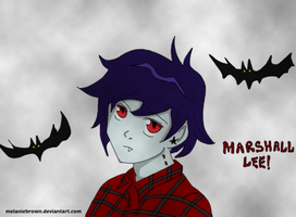 Marshall Lee by MelanieBrown