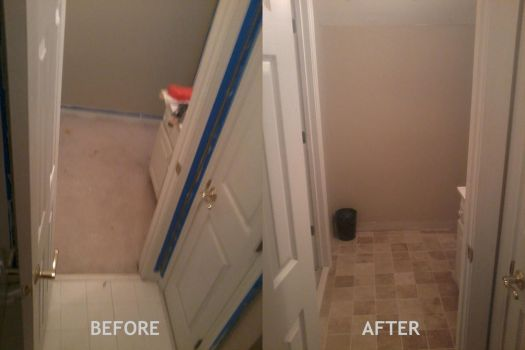 Renovated Bathroom B/A #1 by CptCool2