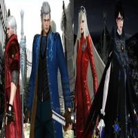 Sons of Sparda and Umbra Witches by Hatredboy