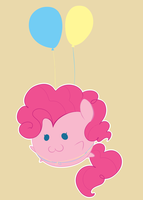 Pinkie Puff by shlebby