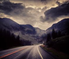 Thunder Road by Izzie-Hill