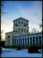 Paskevichi Palace 12 by InvisibleGirlStock