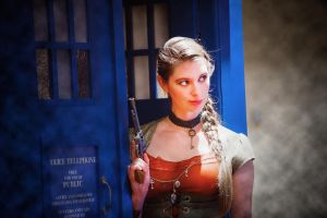 A Girl at Clockwork Alchemy by swiftmoonphoto