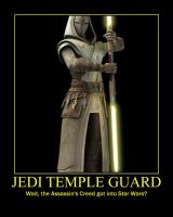 Jedi Temple Guard by Onikage108