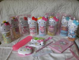 + McDonalds Hello Kitty Set + by SangoHiwatari
