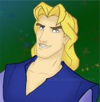 John Smith by AladdinsFan