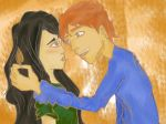 Phineas and Isabella by theflyingtiffany