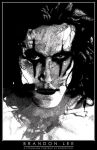 Brandon Lee - The Crow by BikerScout
