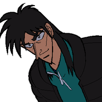 {KAIJI} gif1 by llllle