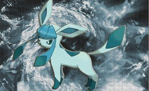 Glaceon by xxnaruto