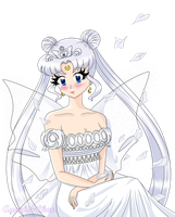 Commission: Neo Queen Serenity by Ayachi-chan