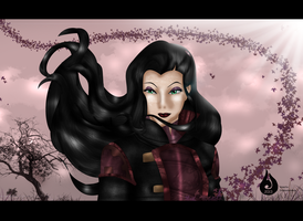 Asami Sato by Venetia-the-Hedgehog