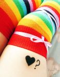 Legs of a Rainbow by music-of-the-heart93