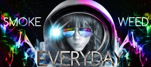 Smoke weed everyday by jvgce