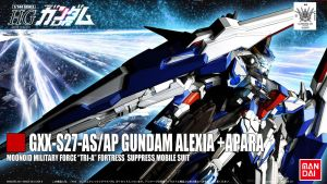 HG REVAMP 2OF6 GUNDAM ALEXIA+APARA by masarebelth