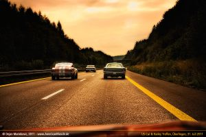 The Muscle Car Road by AmericanMuscle