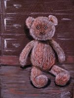 Teddy-bear by Alekra81