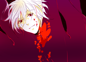 Kaworu in hand of.. by habi117
